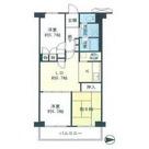 レック東多摩川スカイハイツ2号棟 / 400 部屋画像1