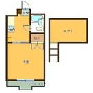 サンハイツエクセル / 202 部屋画像1
