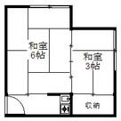 上野荘 / 25 部屋画像1