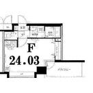 グリフィン横浜・ルミエール / 602 部屋画像1