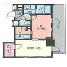 ドゥーエ幡ヶ谷(旧ウインベルプラザ幡ヶ谷) / 1408 部屋画像1