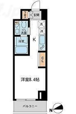 レジデンス雪谷大塚 / 1R(22.06㎡) 部屋画像1