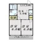 鮫洲 3分マンション / 402 部屋画像1
