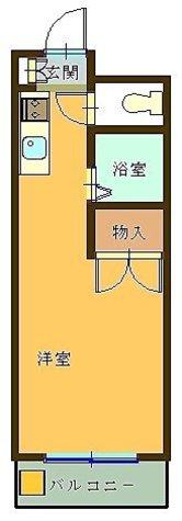 ルマ松原 / 1階 部屋画像1