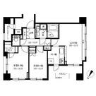 クラッシィ白金台シティハウス / 601 部屋画像1