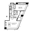 パークキューブ目黒タワー / 1LDK+W(95㎡) 部屋画像1
