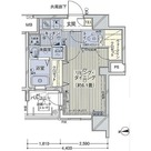 プレール天王洲アイル弐番館 / 506 部屋画像1