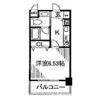 レジディア新川 / 4階 部屋画像1