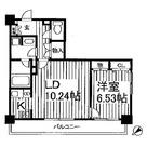 レジディア新川 / 705 部屋画像1