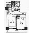 グレンパークG-WEST / 206 部屋画像1