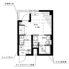 コスモ大井町 / 305 部屋画像1