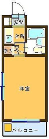 パークアベニュー国分寺21 / 105 部屋画像1