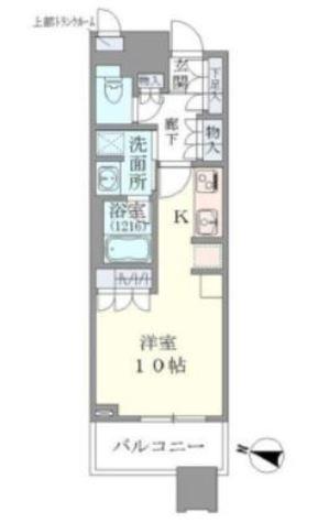 Brillia Towers目黒ノースレジ(ブリリアタワー目黒ノースレジ) / 704 部屋画像1