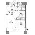 Brillia Towers目黒ノースレジ(ブリリアタワー目黒ノースレジ) / 1512 部屋画像1