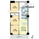 ライオンズマンション北品川 / 405 部屋画像1