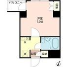 マートルコート武蔵小山 / 205 部屋画像1