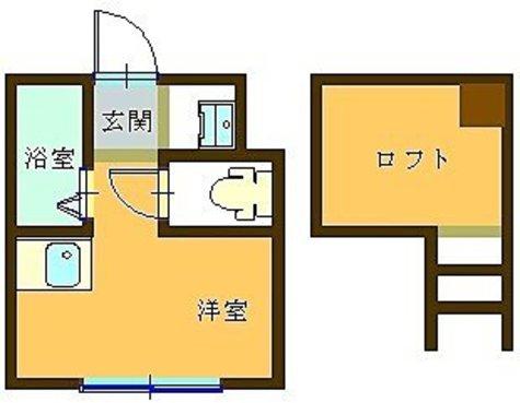 TKS西国分寺 / 102 部屋画像1