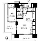 パークキューブ東品川(旧グレンパーク東品川) / Drタイプ 部屋画像1
