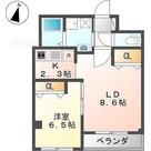 エルフ湘南 / 1LDK(42.30㎡) 部屋画像1