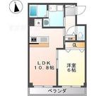 エルフ湘南 / 1階 部屋画像1