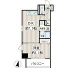 Pearl Court Tsurumi(パールコートツルミ) / 1DK(35.76㎡) 部屋画像1
