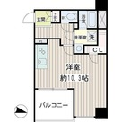 Pearl Court Tsurumi(パールコートツルミ) / ワンルーム(31.38㎡) 部屋画像1