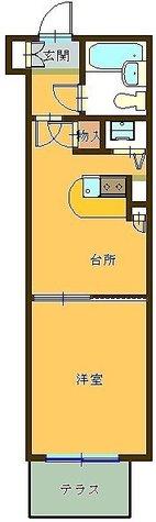 恋ヶ窪378レジデンス / 105 部屋画像1