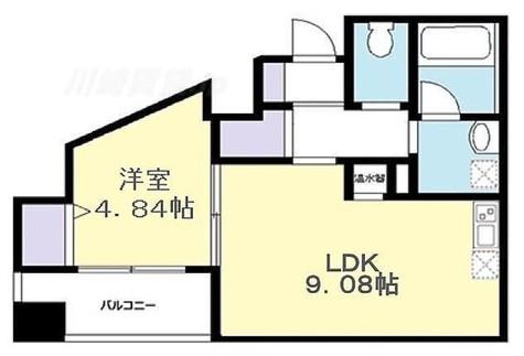 ドゥーエ東高円寺 / 1LDK(36.71㎡) 部屋画像1