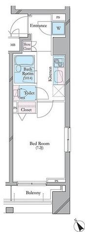 ベルファース蒲田 / 2階 部屋画像1