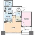 ドゥーエ新川 / 1LDK(40㎡) 部屋画像1