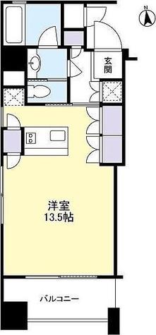フィーノ自由が丘(fino JIYUGAOKA) / 3階 部屋画像1