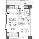 ガーデン蒲田 / E1タイプ 部屋画像1