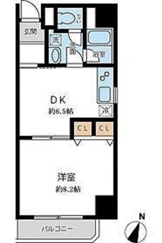 サムティレジデンス千葉中央 / 1DK(35.26㎡) 部屋画像1