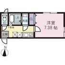 Laule'a三宿(ラウレア三宿) / 104 部屋画像1