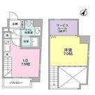 アリエルズ赤坂 / 902 部屋画像1