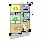 レグザ東松山 / 206 部屋画像1