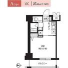 レクシード両国駅前 / Aタイプ(25.60㎡) 部屋画像1