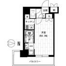 レクシード両国駅前 / Bタイプ(25.60㎡) 部屋画像1