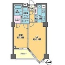 カスタリア高輪(旧ニューシティレジデンス高輪) / 1LDK(53.81㎡) 部屋画像1