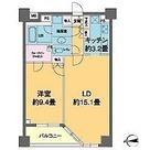 カスタリア高輪(旧ニューシティレジデンス高輪) / 1LDK(64.28㎡) 部屋画像1