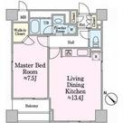 アクロス目黒タワー / 1103 部屋画像1
