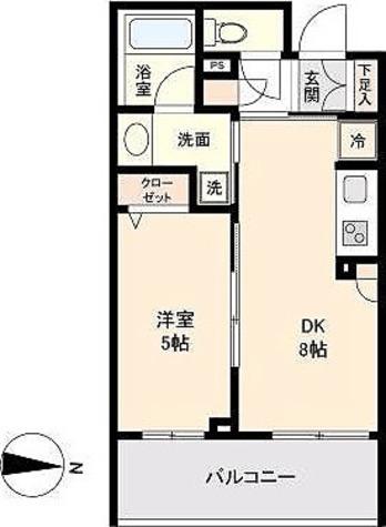CASSIA新高円寺 / 2階 部屋画像1