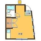 佐野ハウス / 3B 部屋画像1