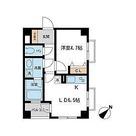 CASSIA初台 / 1DK(30.48㎡) 部屋画像1