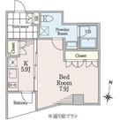 TAS上北沢レジデンス / 1K(34.04㎡) 部屋画像1