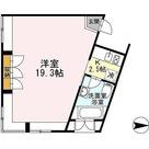 カスタリア恵比寿(旧イプセ恵比寿) / 1K(47.66㎡) 部屋画像1