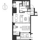両国 4分マンション / 1DK(39.56㎡) 部屋画像1