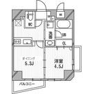 デュオステージ白金高輪 / 1DK(30.21㎡) 部屋画像1