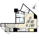 CARINO KOMAGOME(カリーノ駒込) / Bタイプ(25.51㎡) 部屋画像1
