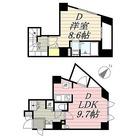 CARINO KOMAGOME(カリーノ駒込) / Dタイプ(53.39㎡) 部屋画像1